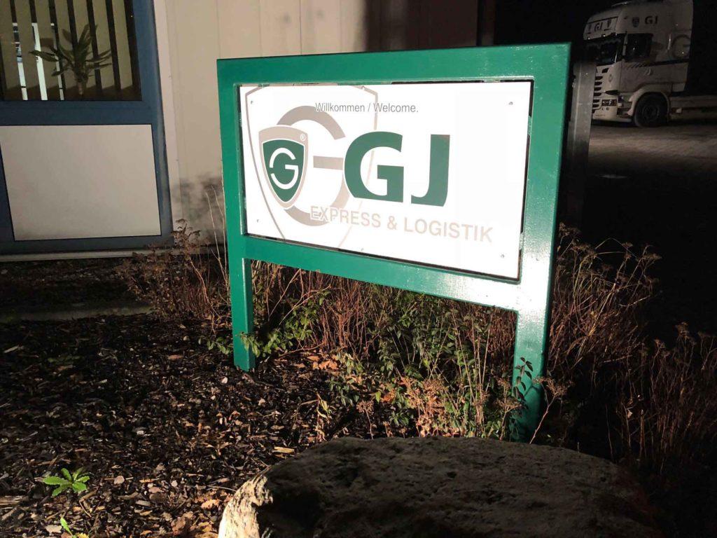Schild GJ Express