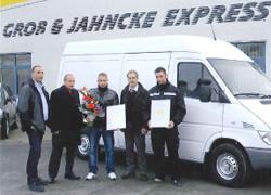 Groß & Jahncke Express